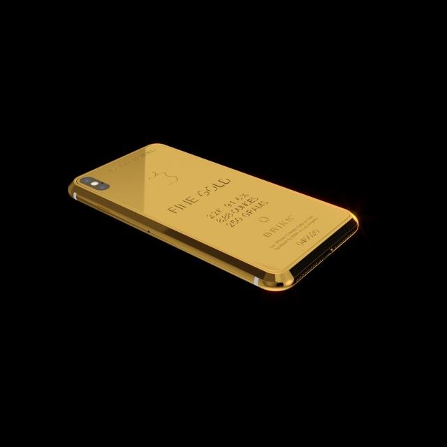 Brikk's Lux iPhone