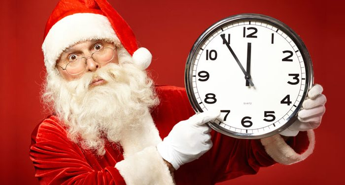 December deadlines