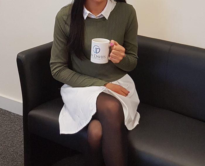 Billie Arnold - Liverpool accountant